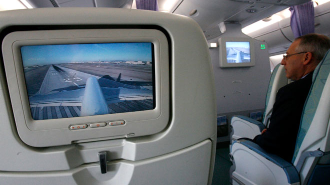 First-Class Seating, Airbus A380, Reuters