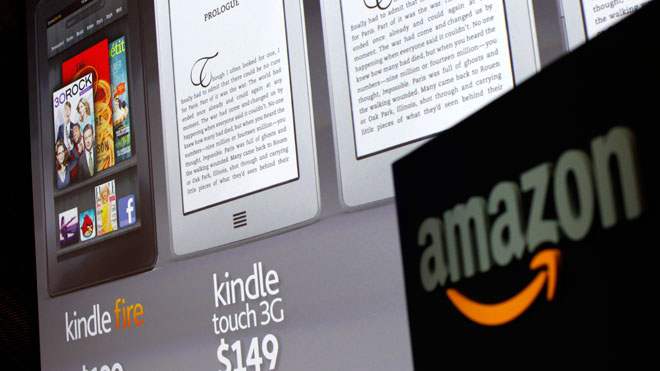 Amazon Kindle, Amazon