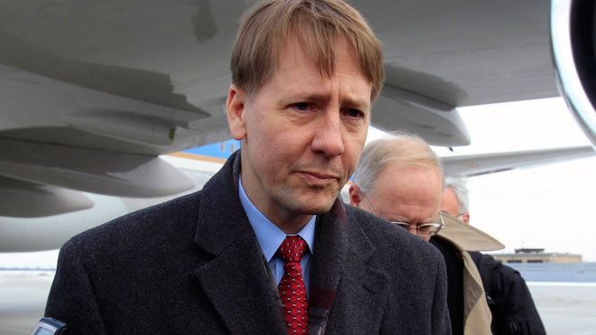 Consumer Financial Protection Bureau Chief Richard Cordray