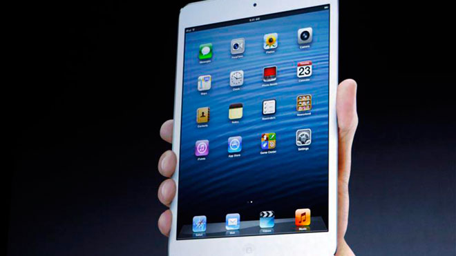 Apple iPad Mini 01