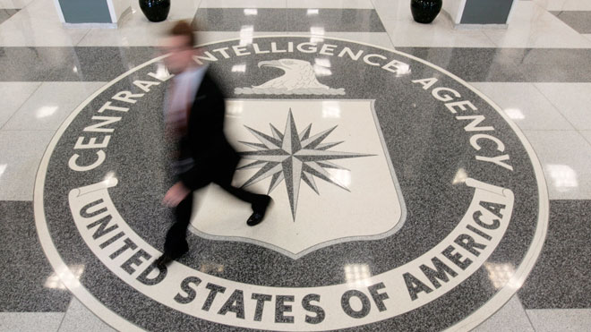 Central Intelligence Agency Headquarters CIA