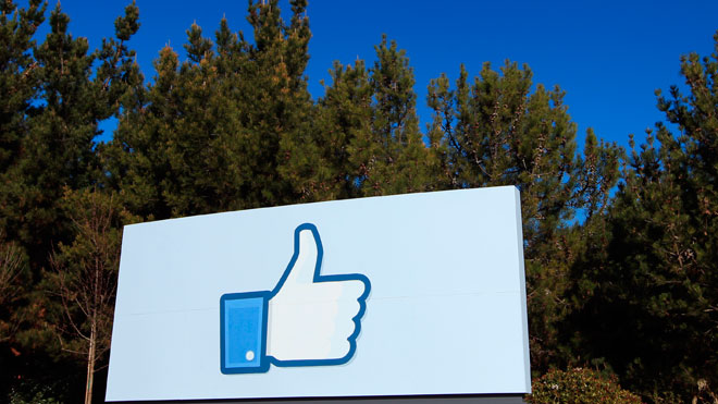 Facebook Headquarters Like Icon