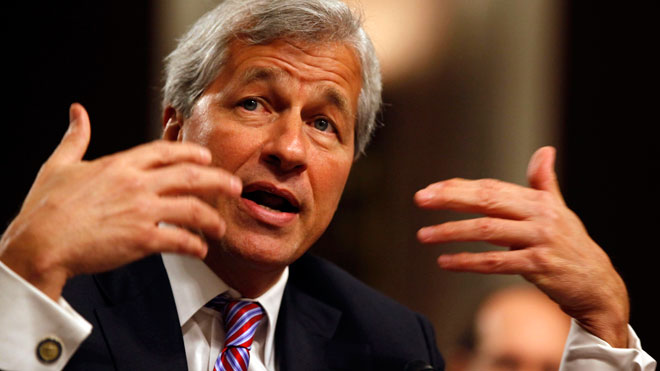 JPMorgan CEO Jamie Dimon Testifies Senate