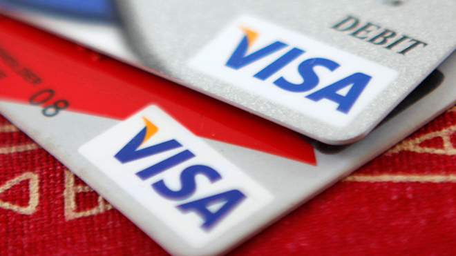 Visa Credit Cards 01