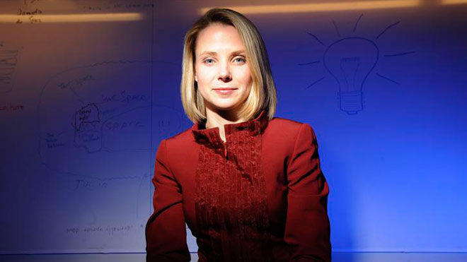 Yahoo CEO Marissa Mayer 02