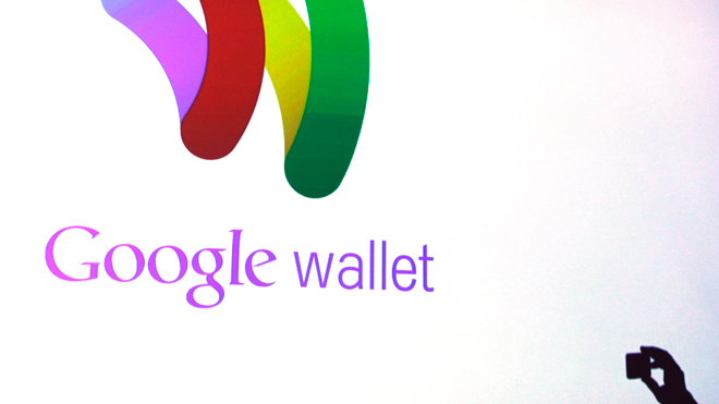 Google Wallet Logo at Unveiling
