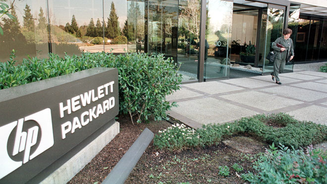 Hewlett-Packard Headquarters 02