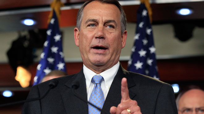 Speaker of the House John Boehner 03