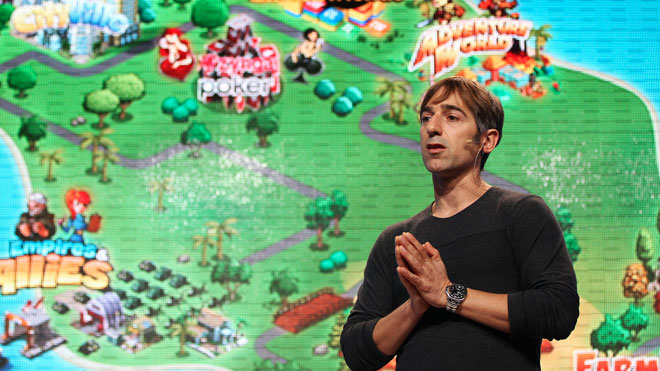 Zynga CEO Mark Pincus 02