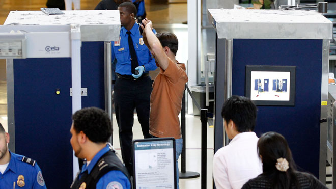 Airport Screening TSA, Reuters