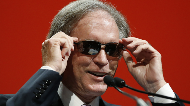 PIMCO CIO Bill Gross (With Sunglasses)
