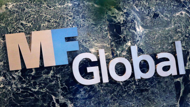 MF Global Holdings Ltd Sign