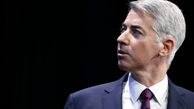 Pershing Square's Bill Ackman