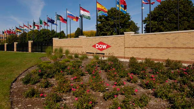 Dow Chemical HQ