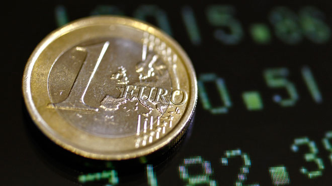 Euro Coin Screen