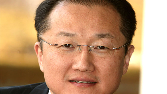Jim Yong Kim (Dartmouth President)