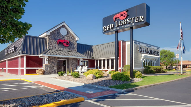 Red Lobster Store