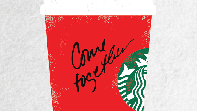 Starbucks 'Come Together' Campaign