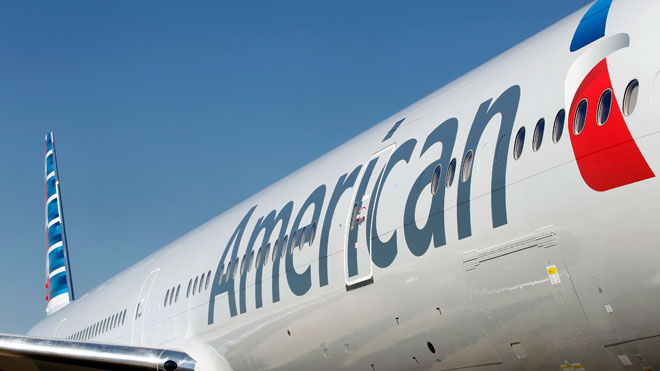 American Airlines, AA, travel