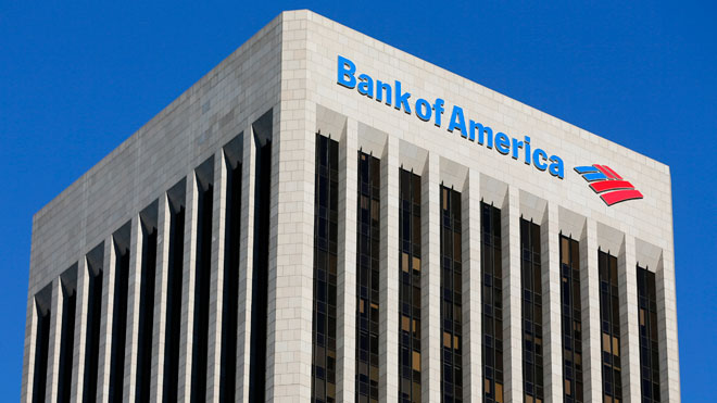 Bank of America, BoA, BAC