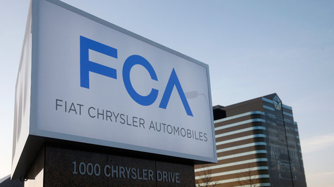 FCA, Fiat, Chrysler, Chrysler Group, Fiat Chrysler