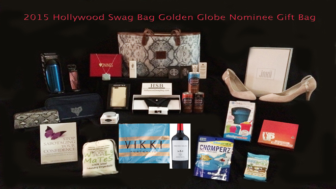 Golden Globes Swag Bag