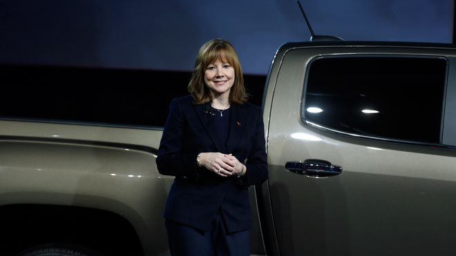 Mary Barra, GM, General Motors