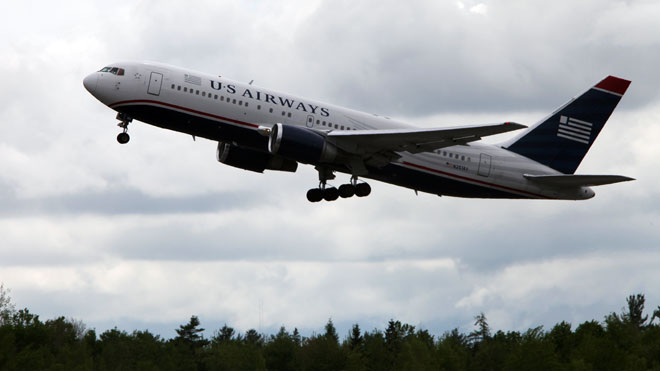 US Airways, travel