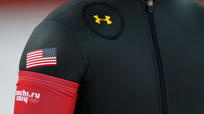 Under Armour, Winter Olympics