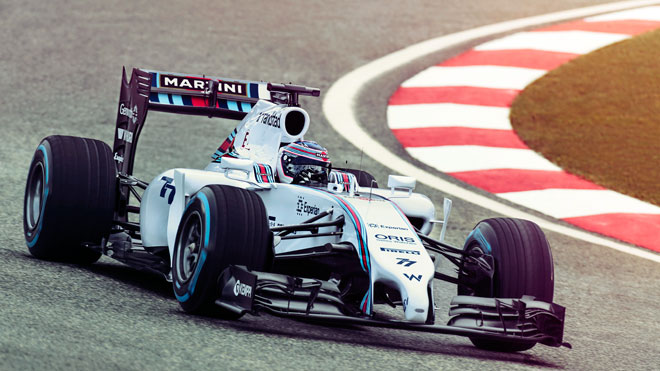 Williams Mercedes FW36 1