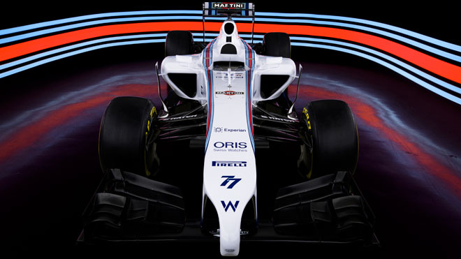Williams Mercedes FW36 2