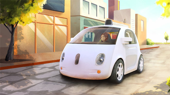 google, self-driving car, self driving