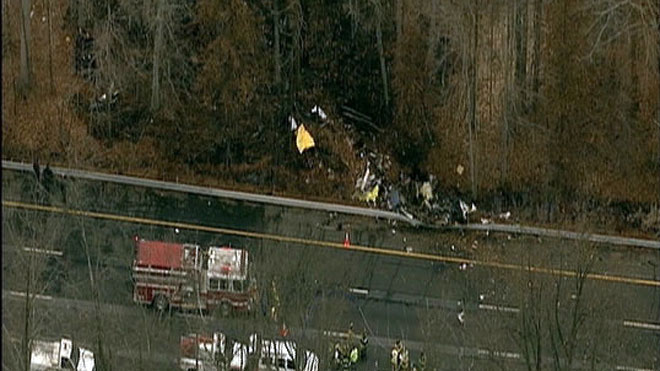 Plane Crash From MyFoxNYcom
