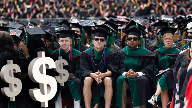 Student Debt, graduation, college, student