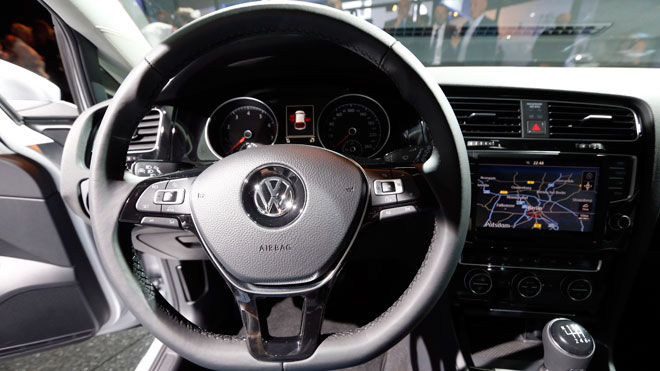 volkswagen, dashboard, auto, cars