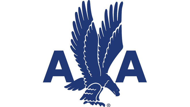 AA 1945 Logo, American Airlines