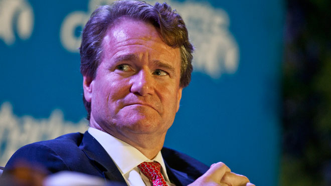 Brian Moynihan, Bank of America CEO, BofA CEO