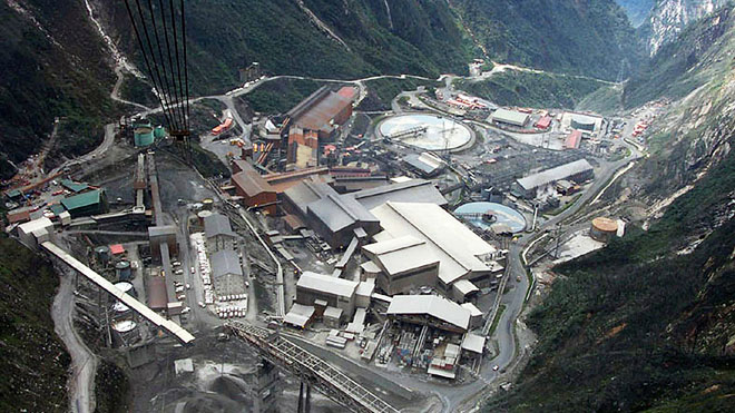 Freeport-McMoran Copper & Gold Inc, mining operation