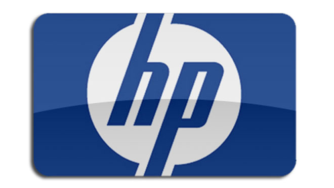 HP Logo, hewlett-packard