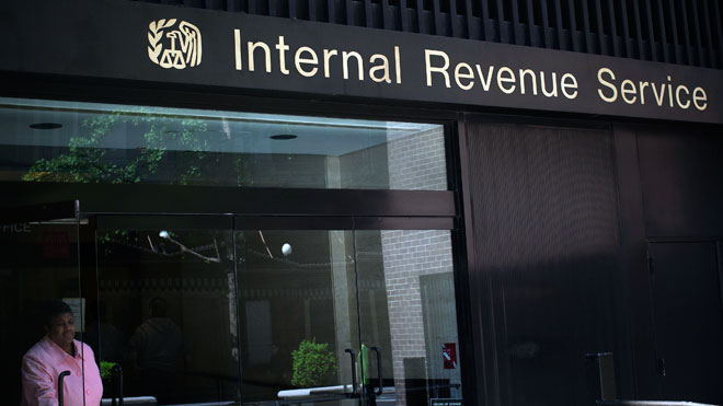IRS, Internal Revenue Services,