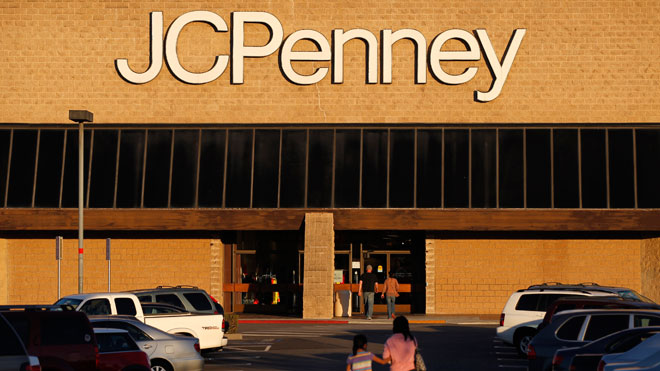 J.C. Penney, JCP, JCPenney, retail store, shopping