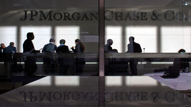 JP Morgan Chase, JP Morgan headquarters