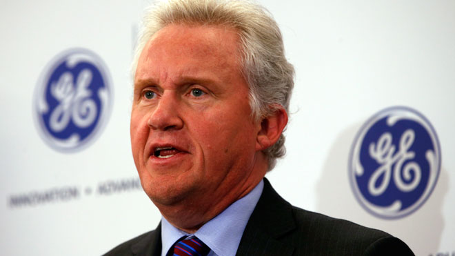 Jeff Immelt, GE, general electric