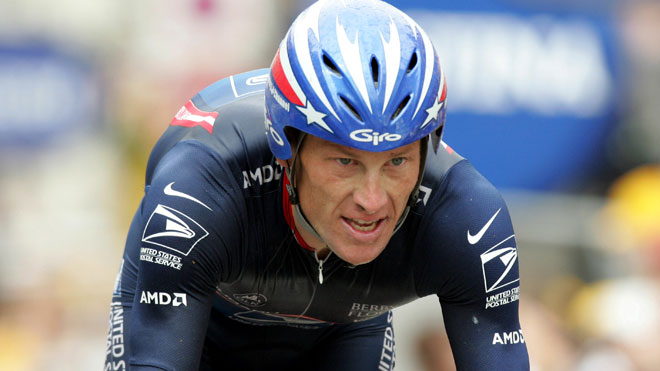 Lance Armstrong, Time Trial, cycling