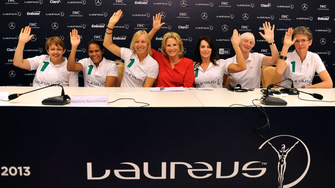 2013 Laureus World Sport