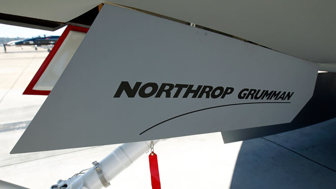 Northrop Grumman, defense contracts