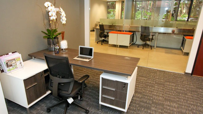 Creative Home Office  Office Ideas For Work Home Office Desk Decorating Ideas