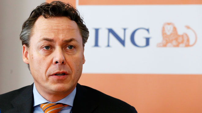 ING's Belgium Head to Replace Hommen as CEO in October