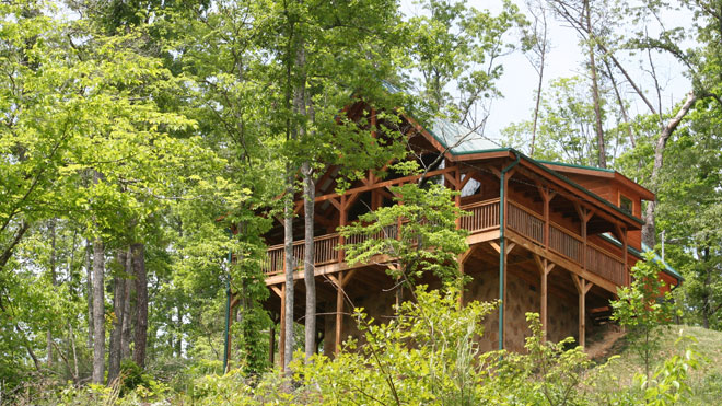 Gatlinburg, Tennessee, vacation home