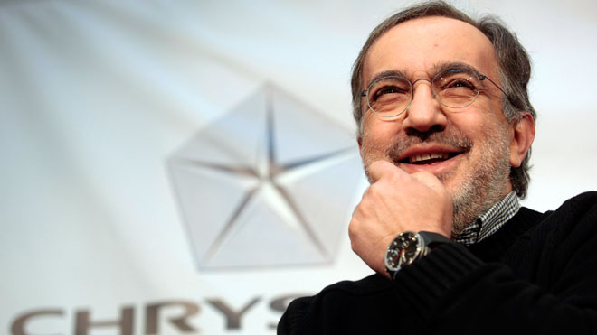 Sergio Marchionne, Chrysler